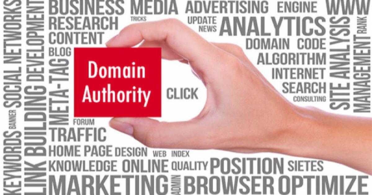 Τι είναι το κύρος τομέα (Domain Authority - strength)